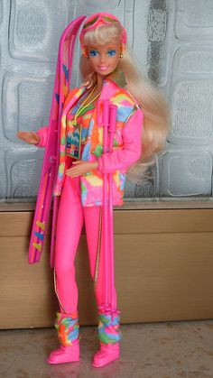 Barbie Ski Fun | Flickr - Photo Sharing!