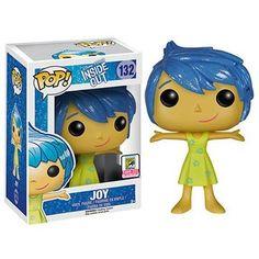 Disney Joy (Glitter Hair) #132 Inside Out