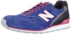 New Balance WR996, Damen Laufschuhe, Violett (Violet/Pink), 40 EU (6.5 Damen UK) - http://uhr.haus/new-balance/40-eu-6-5-uk-new-balance-996-damen-sneakers-grau
