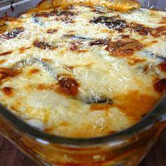Lasagna de Berenjena