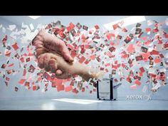 Psyop and Cisma have directed this short film, which tells the story of Xerox, using a mix of stop motion and CG, and a lot of paper.