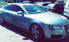 Audi A8 16'