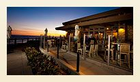 Nelson's at Terranea Resort in Palos Verdes is an awesome place to have a drink at sunset