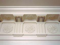 Jeffersonian Architectural Details   Architectural Details « Thomas Jefferson's Monticello
