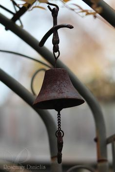 great old bell ... and i'm remember my old bell, where is it....