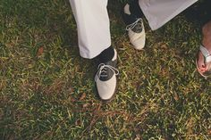 saddle shoes   Our Labor of Love #wedding
