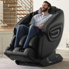 Recover 3D Zero Gravity Massage Chair #Chair, #Massage, #Modern