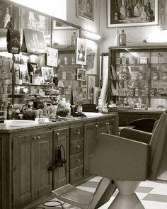 Old Italian Barbershop