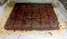 1 batch of our delightful homemade sticky toffee pudding yum yum 😋