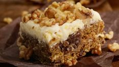 Best Anytime carrot cake recipe in spanish special on beta food recipes site Köstliche Desserts, Healthy Desserts, Healthy Cooking, Healthy Recipes, Dessert Simple, Oreo, Cake Recipes, Dessert Recipes, Best Carrot Cake