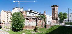 Da via Brisa la foto di Marco Sosio #milanodavedere Milano da Vedere