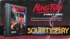 KUNG FURY: STREET RAGE - Needs More Laser Raptor