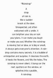 Worksheets Water Poems That Rhyme the poem farm water writing about mysteries this circular shape poems for kids google search