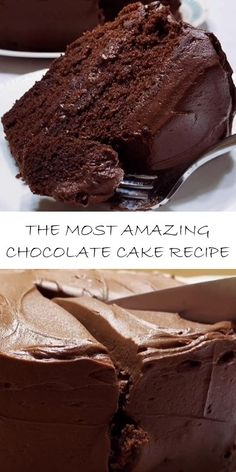 The most amazing chocolate cake recipe drink cookies pasta food chocolate keto bread easy vegetarian cake healthy cooking copycat cheddar bay biscuits Amazing Chocolate Cake Recipe, Best Chocolate Cake, Chocolate Desserts, Nestle Chocolate Cake Recipe, Easy Cake Recipes, Baking Recipes, Dessert Recipes, Sweet Recipes, Whole30 Recipes