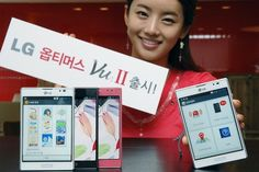 LG Optimus Vu II goes official: 5 inch screen, 2GB RAM, S4 processor, Android 4.0