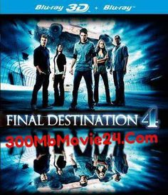 The Final Destination 4 (2009) BRRip 720p Dual Audio Hindi-English 500MB Download Or Watch Online Movie Info Release Date: 28 August 2009 (USA) Genres: Horror, Thriller Director: David R. Ellis Stars: Nick Zano, Krista Allen, Andrew Fiscella Quality: BluRay Rip x264 720p Audio: Hindi-English Size: 511MB MKV Storyline: In a car race in McKinley Speedway,
