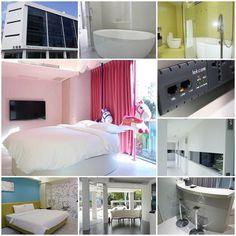 汎特希公寓民宿,純白潔淨舒適的住宿體驗