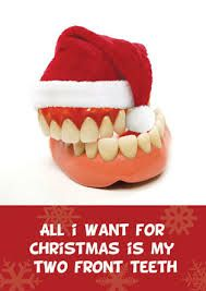 Shop thousands of personalised gifts & presents. Discover unique gift ideas, now with off to give you more to choose from at incredible prices! Dentist Humor, Dental Humour, Front Teeth, Personalised Christmas Cards, Dental Hygiene, Dental Implants, Dentistry, Xmas, Funny