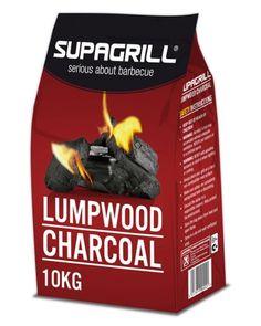 Supagrill Lumpwood Charcoal - 10kg