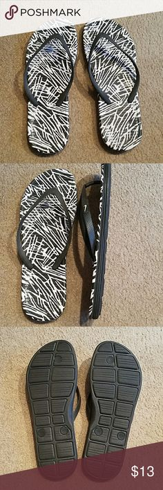 Nike soft sandals EUC: Nike soft sandals. Super comfortable, worn only once! Size 10. Nike Shoes