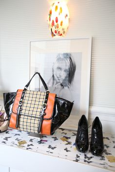 Color & Print only. Fall Fashion Preview for top magazine editors #falltrends #Marshalls