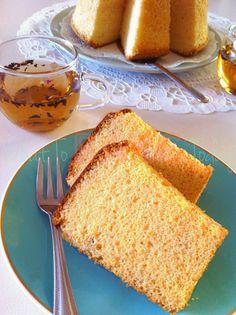 What To Bake Today: Yuzu Chiffon Cake