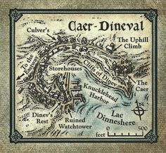 Icewind Dale - Caer Dineval