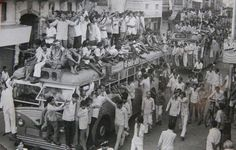 1970s. Nav Nirman Andolan was a socio-political movement in 1974 in Gujarat by students and middle-class people against economic crisis and corruption in public life. It is the only successful agitation in the history of post-independence India that resulted in dissolution of an elected government of the state.  https://www.jstor.org/stable/2643482?seq=1#page_scan_tab_contents  https://en.wikipedia.org/wiki/Navnirman_Andolan…