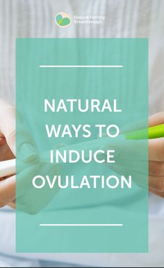 Natural Ways to Induce Ovulation: Learn from a natural fertility expert. Fertility Problems, Fertility Foods, Female Fertility, Natural Fertility Info, Getting Pregnant Tips, Trying To Get Pregnant, Pcos Pregnancy, Pregnancy Checklist, Boost Fertility Naturally