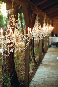 Sophisticated Calamigos Ranch Wedding