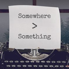 Somewhere is better than something. Enter to #win and experience of your #dreams at IWantSomewhere.com