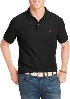 f995a55b7cb IZOD Big & Tall Advantage Core Short Sleeve Polo Shirt