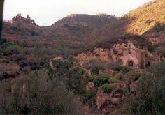 Castillo de Xinquer .Castellon .Spain.
