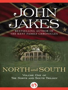 "Read ""North and South"" by John Jakes available from Rakuten Kobo. The first volume of John Jakes's acclaimed and sweeping saga about a friendship threatened by the divisions of the Civil. I Love Books, Great Books, Books To Read, My Books, Long Books, Civil War Books, Life Changing Books, Book Nooks, Historical Fiction"