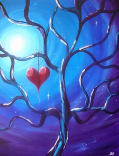 Heart on a String by *Inkeriart