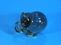 This is the cutest glass hippo ever! Don't you love it? Available for purchase on our website. Trophies And Medals, Popular, Website, Glass, Drinkware, Most Popular, Popular Pins, Folk, Yuri