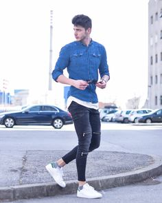 "3,204 Likes, 36 Comments - Kristijan Lizacic (@thatkris) on Instagram: ""Simple OOTD Have a great day my friends """