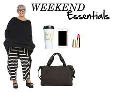 Weekend Away: Essentials. by idaretobe on Polyvore featuring Papucei, Moschino and Clarins