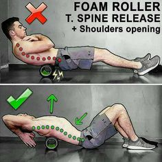 Let's try this concept with a foam roller and strength building. foam rolling can dramatically increase range of motion, without decreasing the strength of an athlete. It also increases blood flow to the muscle, supplying more oxygen.