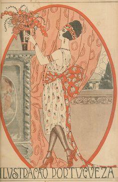 1921 - Ilustração Portuguesa