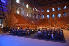 Farnese Theatre in Parma