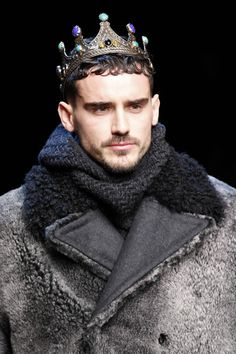 Dolce & Gabbana: menswear fall/winter 2014-2015