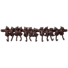 Porte manteau on pinterest wall hooks coat racks and murals - Porte manteaux mural ikea ...
