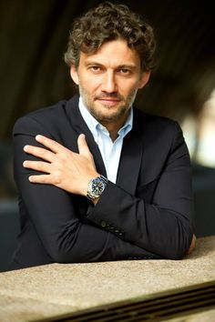Jonas Kaufmann. Press Conference, Sydney Opera House (Aug 2014)
