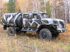 found my new hunting rig...