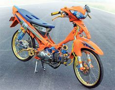 23 Best Modifikasi Motor Drag Jupiter Z Images Vehicles