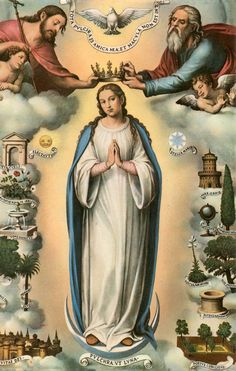 Traditional † Catholicism: Queenship of Mary