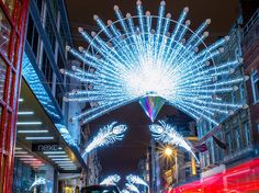 Christmas lights in London - Christmas in London 2017 - Time Out London