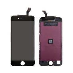 """iPhone 6 4.7"""" LCD Assembly - Black Color"""