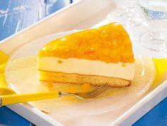Aprikosen-Joghurt-Torte